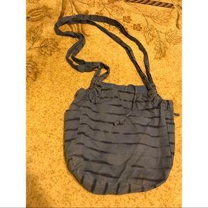 Navy Blue CrossBody Bag